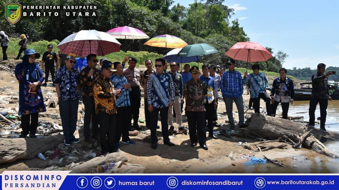 Pemerintah Kabupaten Barito Utara Wacanakan Pembuatan Museum Dan Miniatur Kapal Onrust Multimedia Center Provinsi Kalimantan Tengah