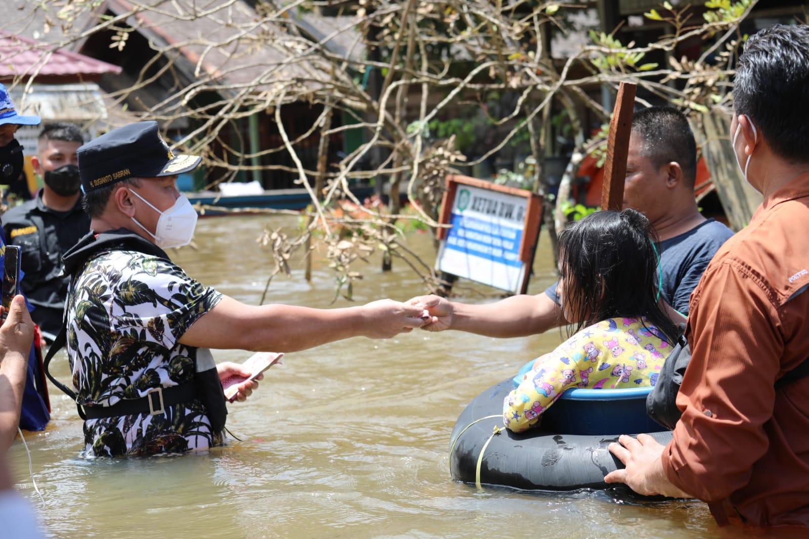Gubernur Kalteng : Penanganan Banjir dan Pasca Banjir Menjadi Kesatuan yang Komprehensif
