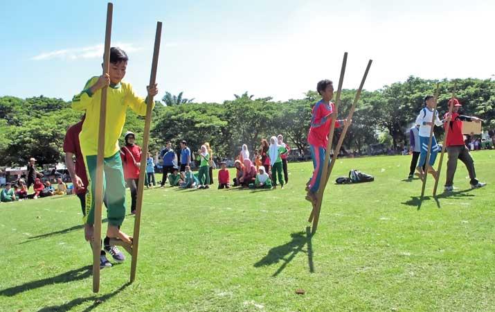 Olahraga sebagai Proses Pembelajaran - MULTIMEDIA CENTER ...
