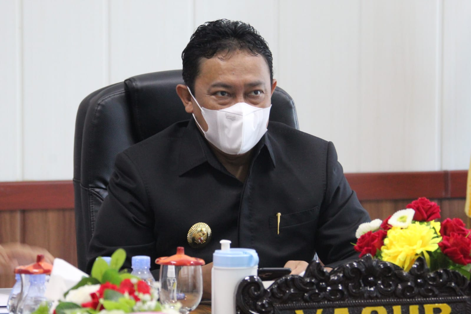 Pemprov Kalteng Serahkan Raperda RPJMD 2021-2026