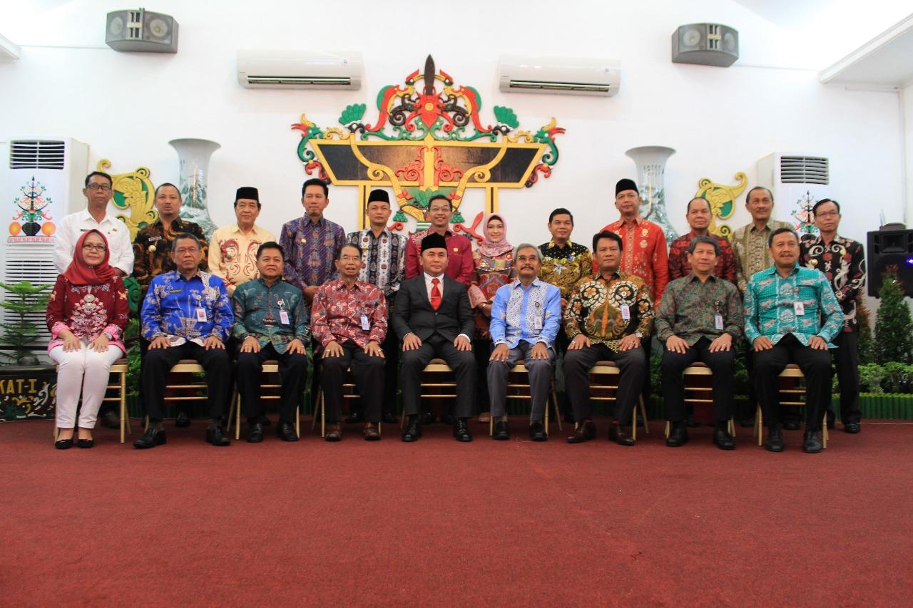 Rapat Umum Pemegang Saham Tahunan PT. Bank Kalteng ...