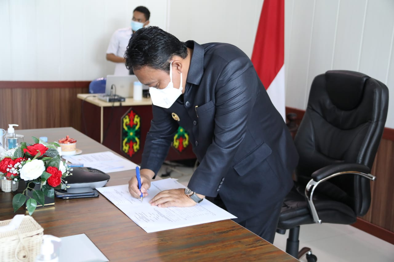 Wagub : RPJMD Akan Disempurnakan Berdasarkan Masukan Dari DPRD