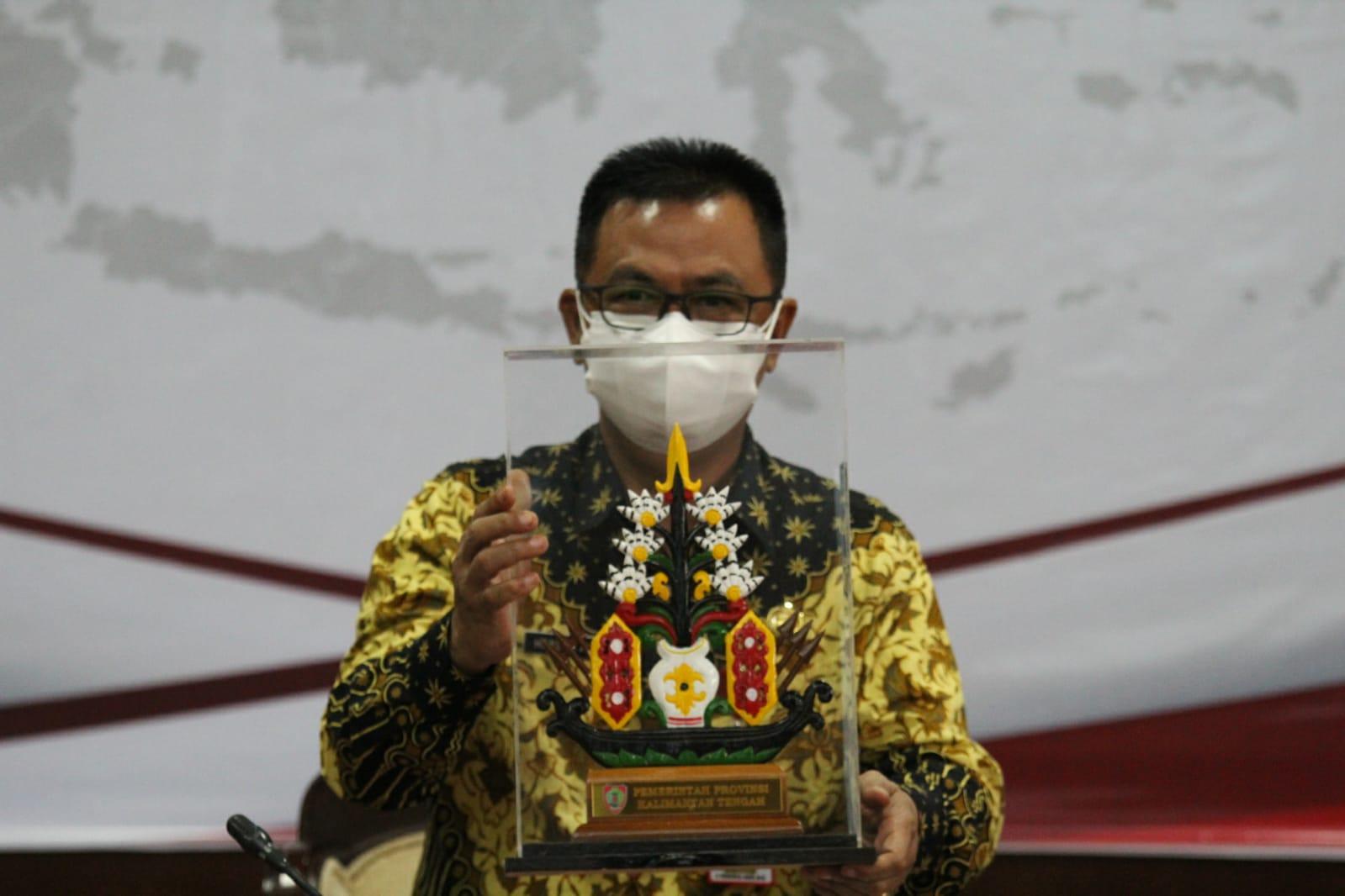 Pemprov Apresiasi Pasis Sesko TNI dan Peserta KKDN Atas Hasil Kajian Wilayah Kalteng