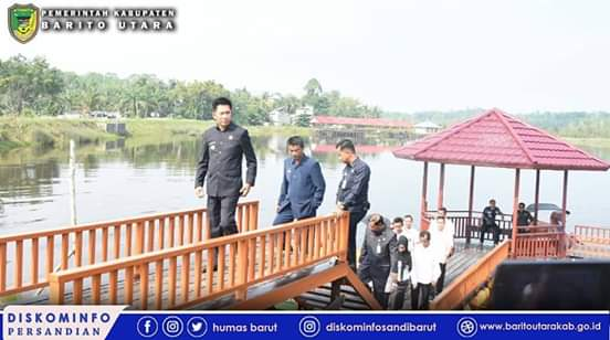 H Nadalsyah Ajak Media Informasikan Potensi Wisata Barito Utara Multimedia Center Provinsi Kalimantan Tengah